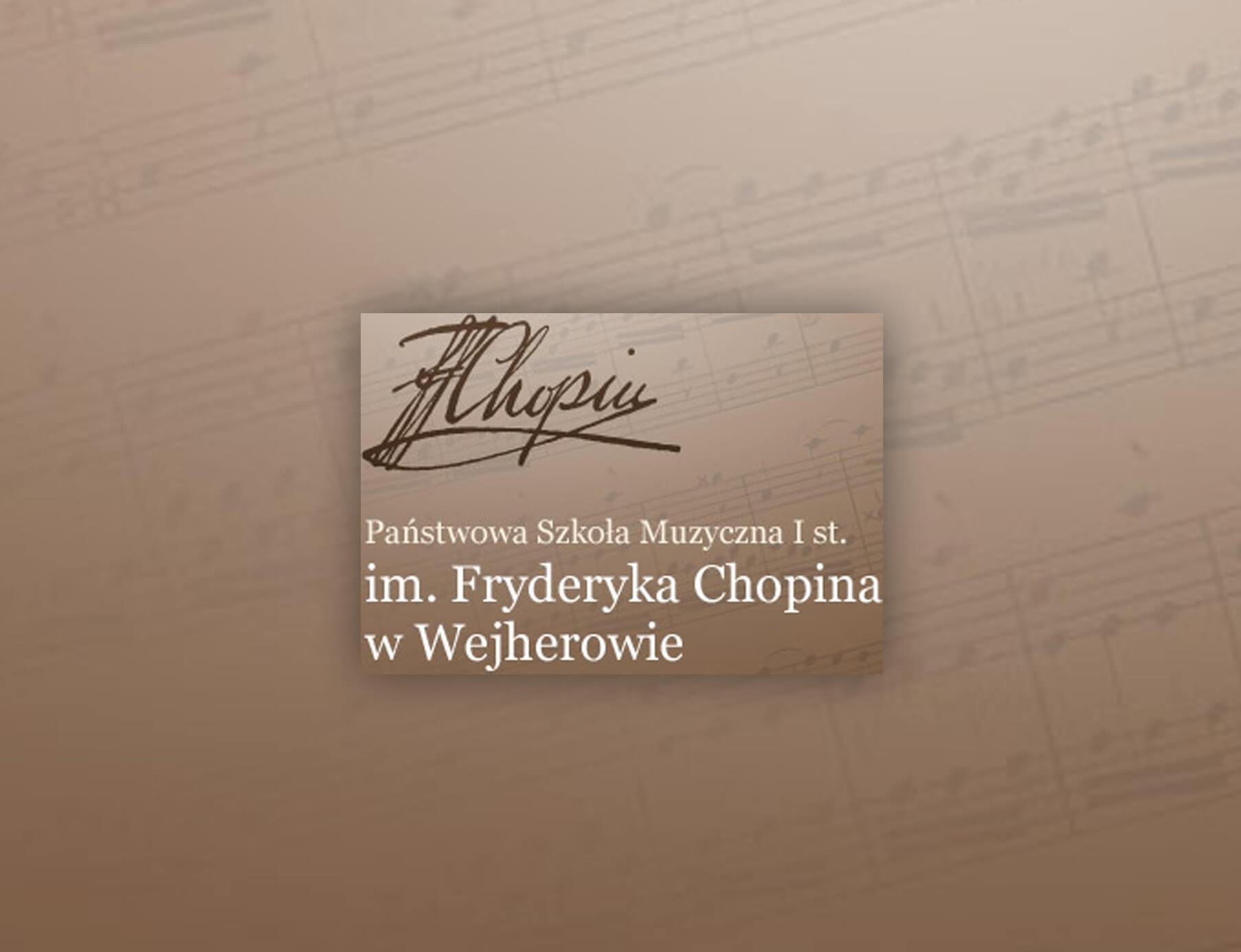 Państwowa Szkoła Muzyczna im. Fryderyka Chopina w Wejherowie